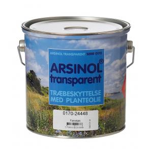 Arsinol Transparant, Træimprægnering og Drypfri