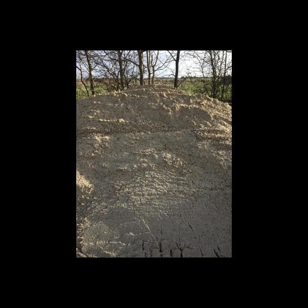 Støbemix - Sand, Grus og Flis - Oksbøl Savværk ApS