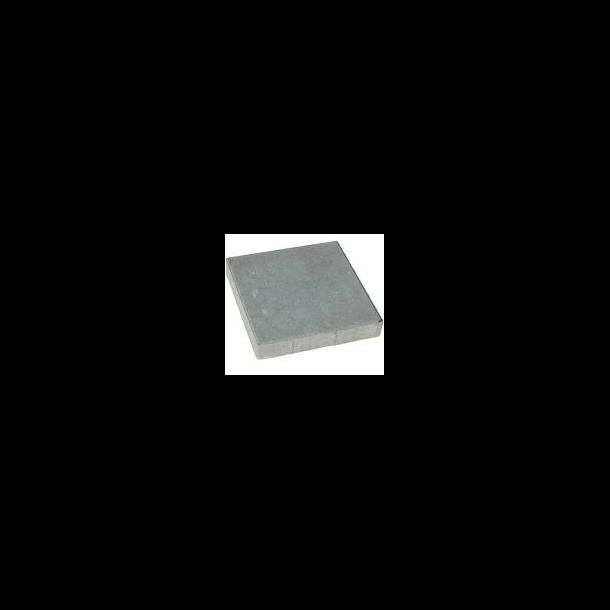 Forskellige Flise grå IBF 30x30x5 cm - IBF fliser - Oksbøl Savværk ApS DH24