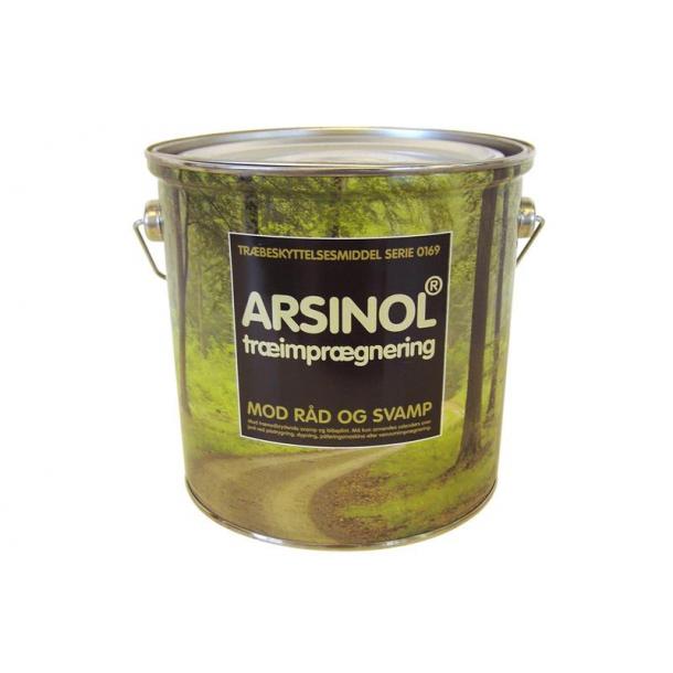 Arsinol Træimprægnering