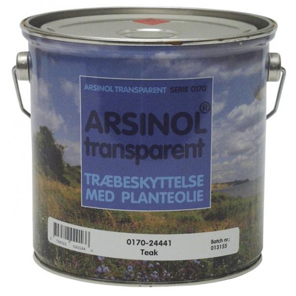 Arsinol Transparant