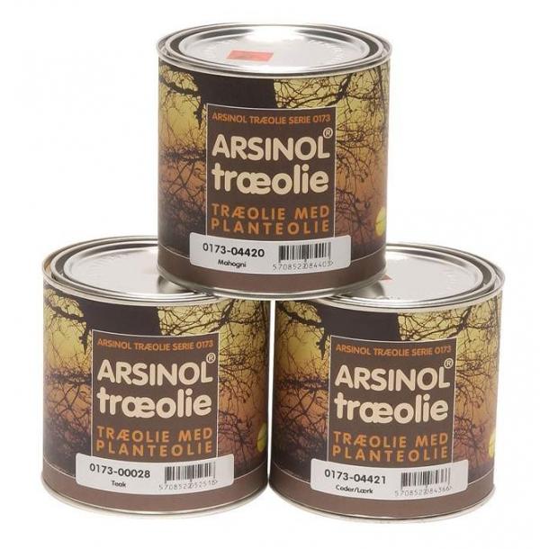 Arsinol Træolie